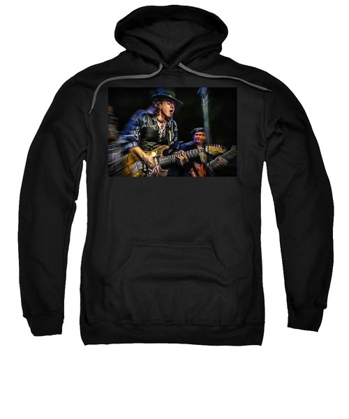 Stevie Ray Vaughan - Couldn't Stand The Weather Sweatshirt