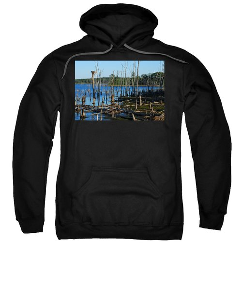Still Wood - Manasquan Reservoir Sweatshirt