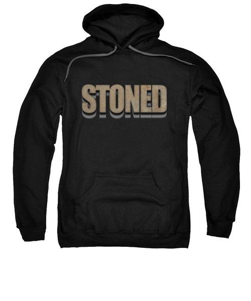 Stoned Tee Sweatshirt