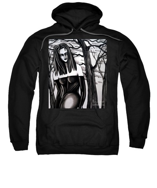 Who Do You Think You Are, Killing All My Trees Sweatshirt