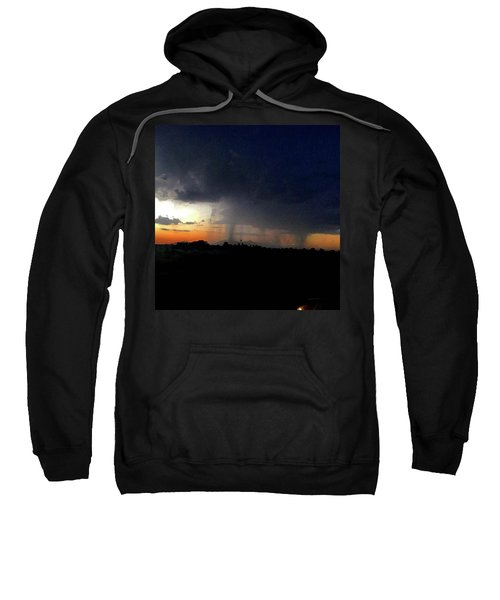 Storm Cloud Sweatshirt by Speedy Birdman