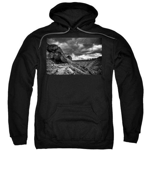 Stormy Misery Ridge  Sweatshirt