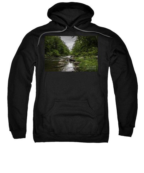 Stormy Mountain Creek Sweatshirt