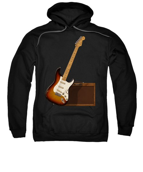 Strat And Tweed Amp Sweatshirt