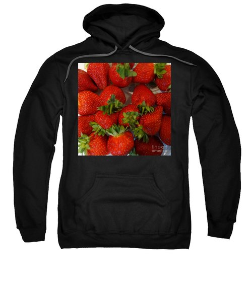 Strawberries Sweatshirt