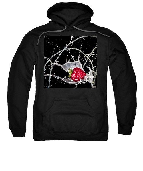 Strawberry Extreme Sports Sweatshirt