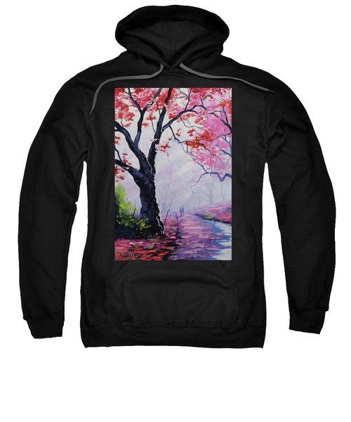 Stroll In The Mist Sweatshirt