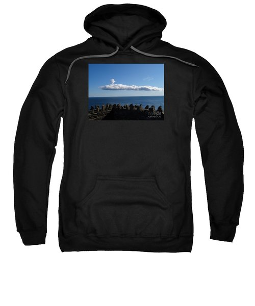 Submarine Cloud Sweatshirt
