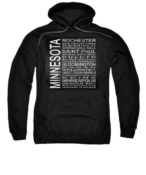 Subway Minnesota State Square Sweatshirt