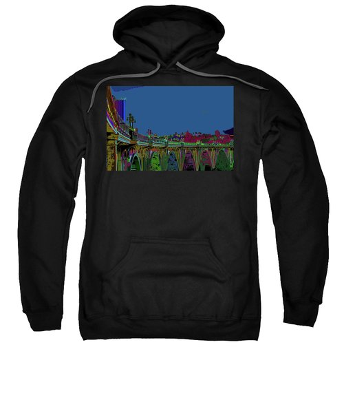 Suicide Bridge 2017 Let Us Hope To Find Hope Sweatshirt