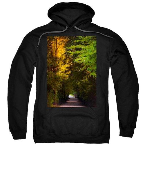 Summer And Fall Collide Sweatshirt