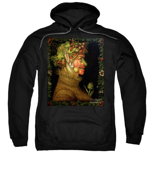Summer Sweatshirt by Giuseppe Arcimboldo