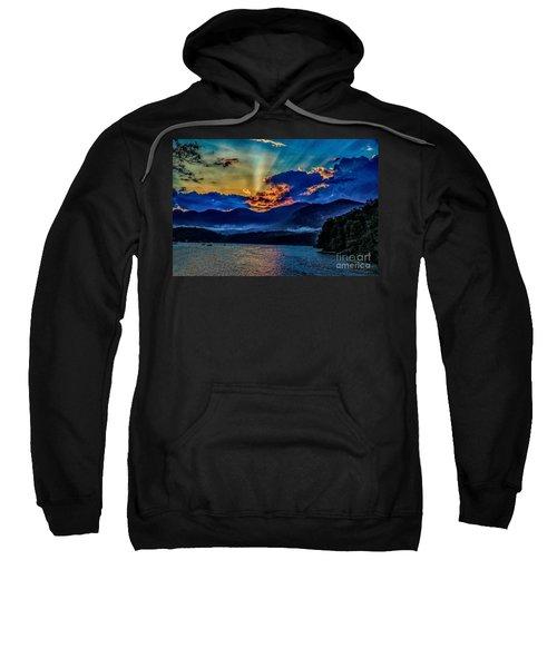 Summer Sundown Sweatshirt