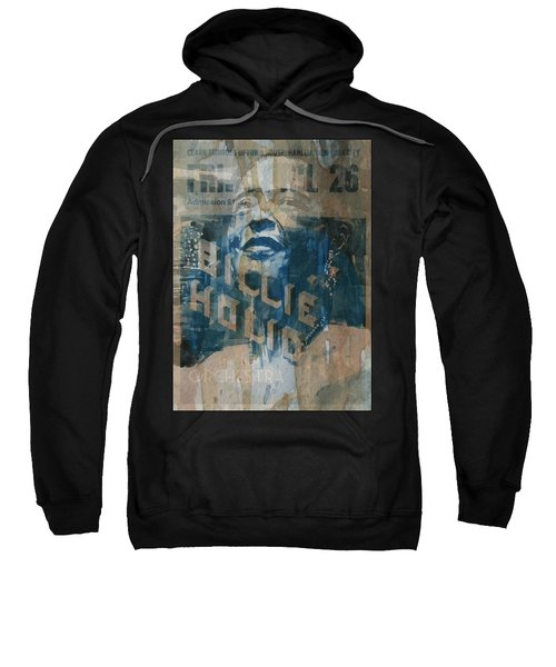 Summertime Sweatshirt by Paul Lovering