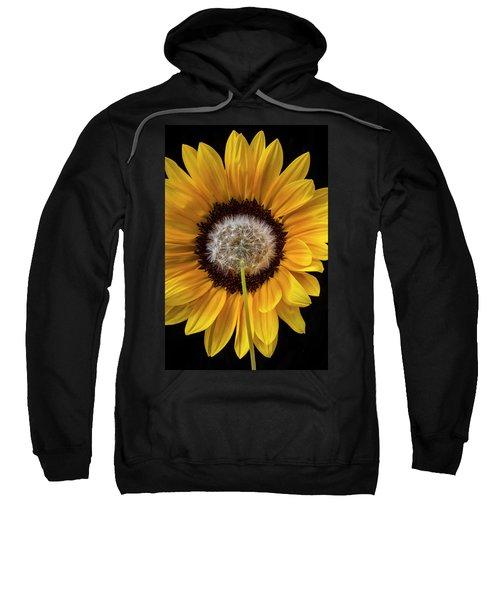 Sunflower And Dandelion Sweatshirt