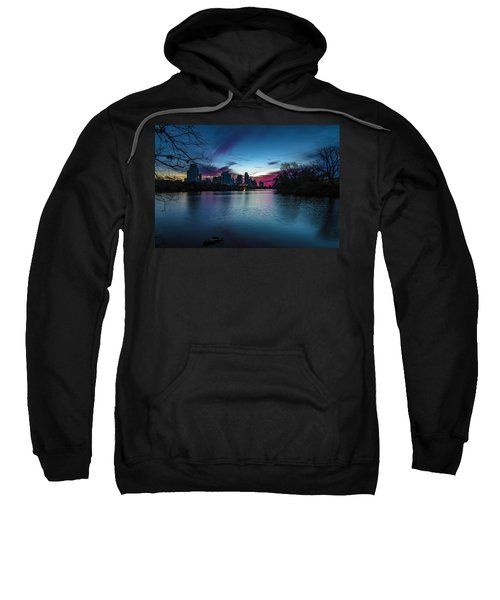Sunrise At Lou Neff Point Sweatshirt