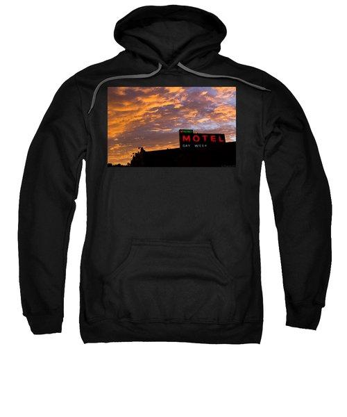 Sunrise Enters Capitola Sweatshirt