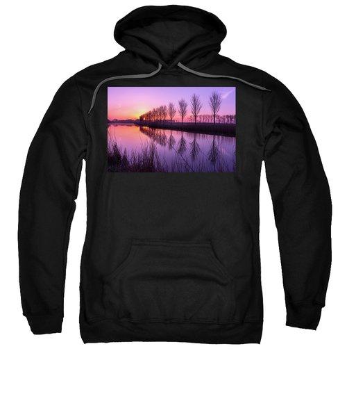 Sunrise In Holland Sweatshirt