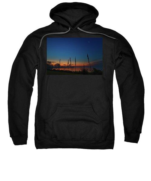 Sunrise On The Neuse 1 Sweatshirt