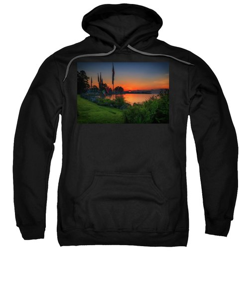 Sunrise On The Neuse 2 Sweatshirt