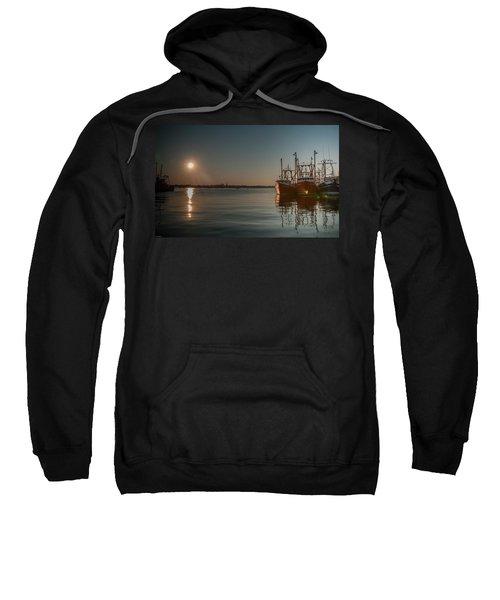 Sunrise Over New Bedford, Sweatshirt