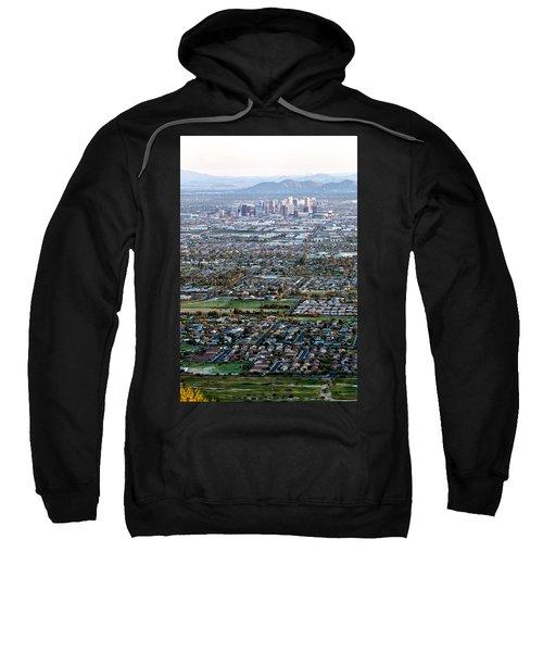 Sunrise Over Phoenix Arizona Sweatshirt