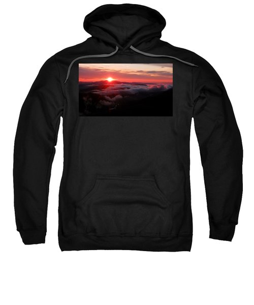 Sunrise Over Wyvis Sweatshirt