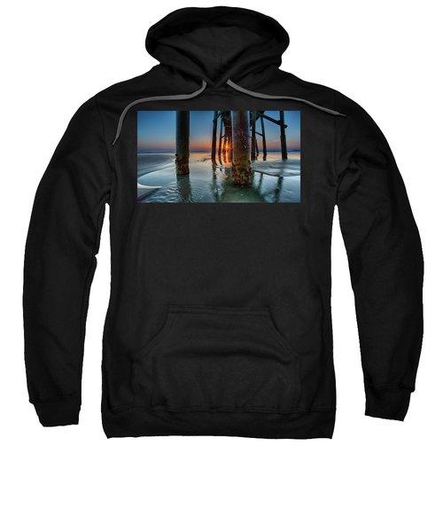 Sunrise Pier Sweatshirt