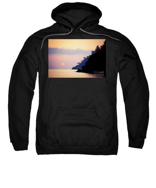 Sunrise Sea Rythm  Sweatshirt
