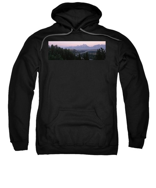 Sunrise Snake River Overlook Grand Sweatshirt