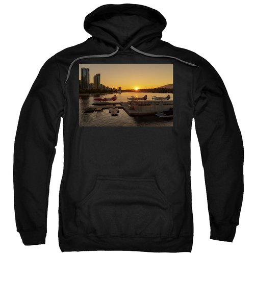Sunset By The Seaplanes Sweatshirt