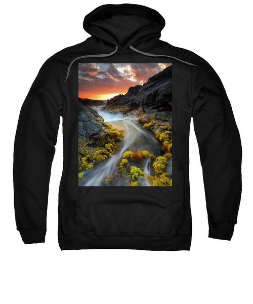 Sunset Flow Sweatshirt