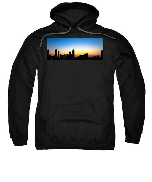 Sunset In Atlaanta Sweatshirt