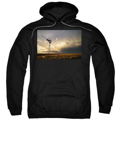Sunset Near Santa Rosa New Mexico Sweatshirt