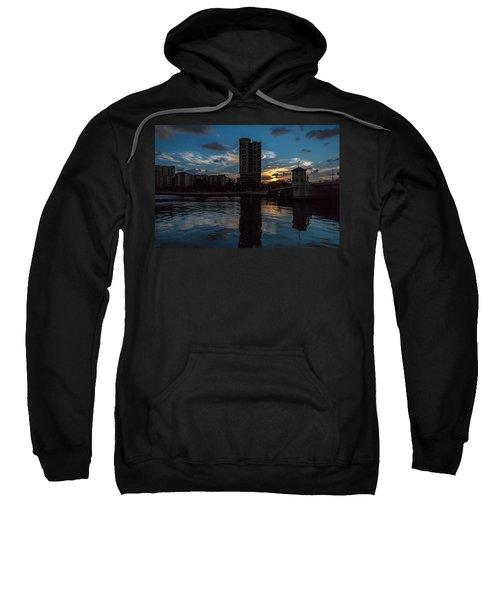 Sunset On The Water Sweatshirt