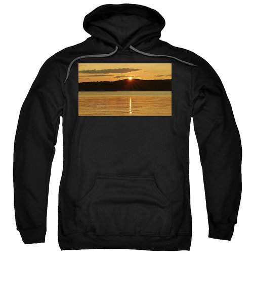 Sunset Over Piermont Sweatshirt