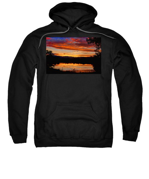 Sunset Reflections Sweatshirt