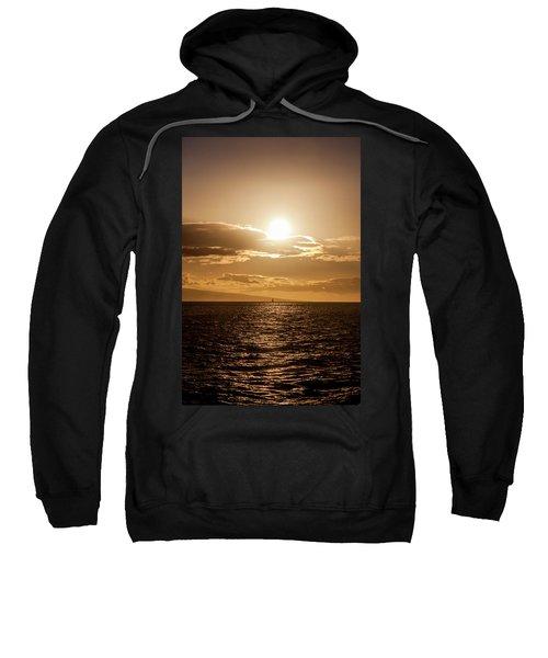 Sunset Sailboat Sweatshirt