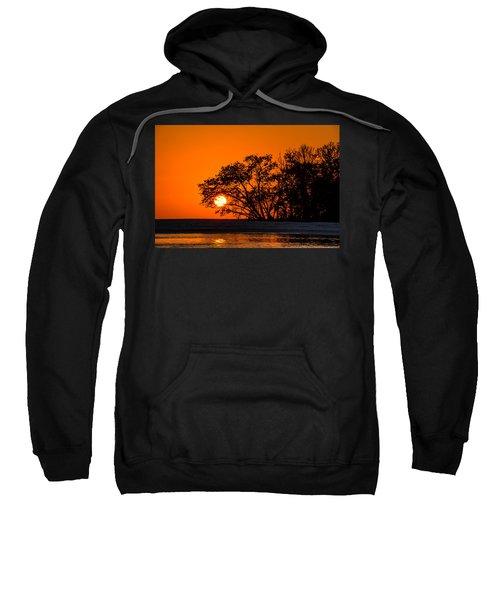 Sunset Sillouette Sweatshirt