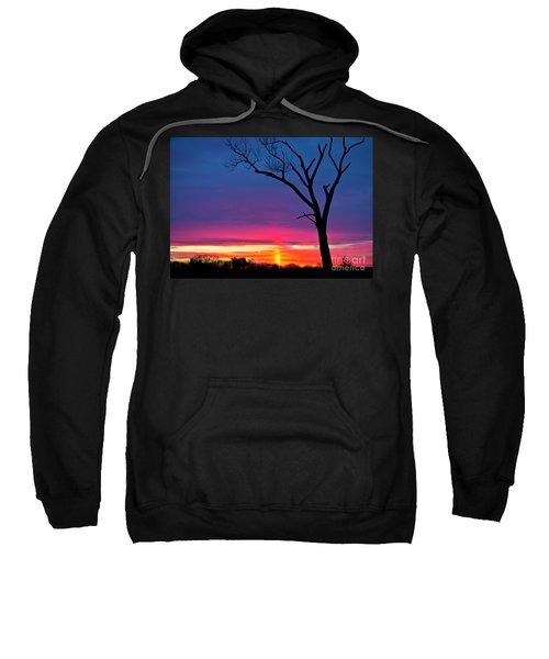 Sunset Sundog  Sweatshirt