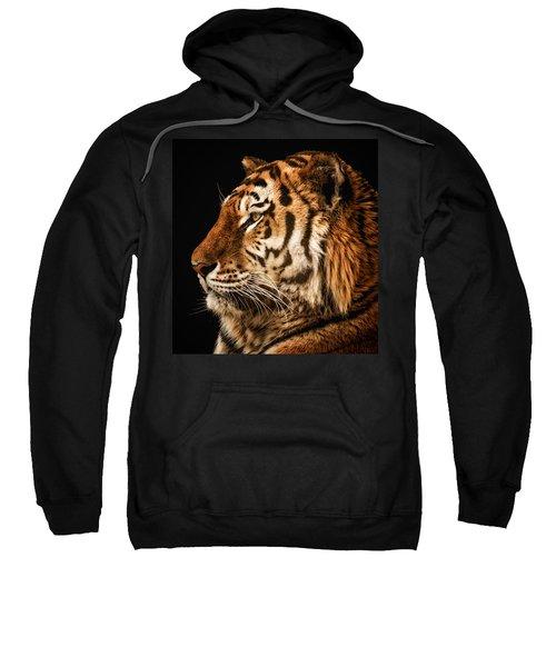 Sunset Tiger Sweatshirt