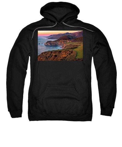 Sunset View From Hurricane Point Sweatshirt