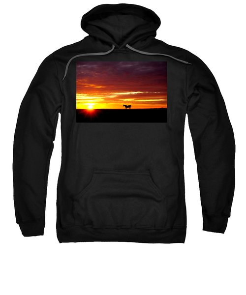 Sunset Watcher Sweatshirt