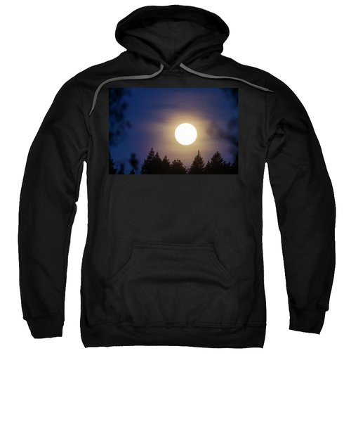 Super Full Moon Sweatshirt