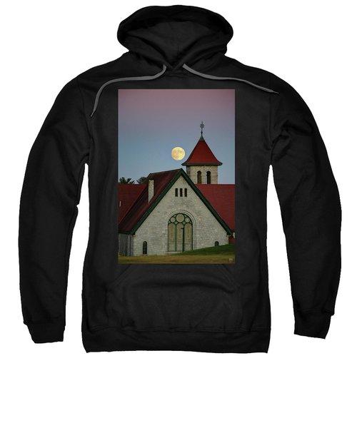 Super Moon Rising Sweatshirt