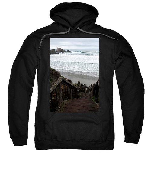 Surf Stairway Sweatshirt