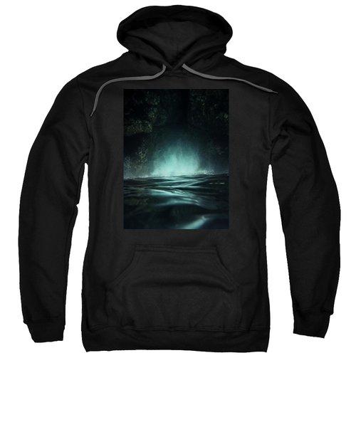 Surreal Sea Sweatshirt by Nicklas Gustafsson