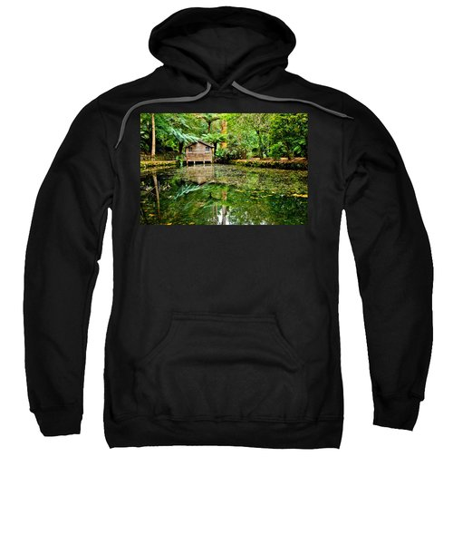 Surrounded By Nature Sweatshirt