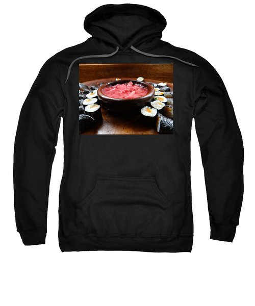 sushi Africa style Sweatshirt