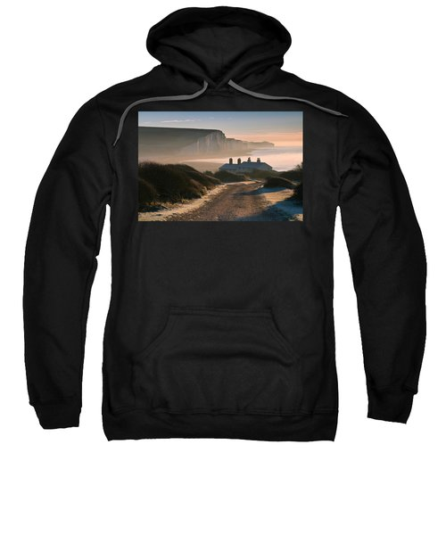 Sussex Coast Guard Cottages Sweatshirt